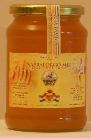 Napraforgó méz (1kg)
