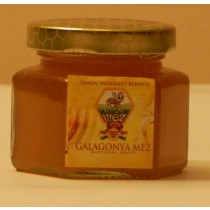 Galagonya méz (125g)